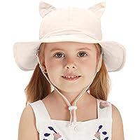 Home Prefer Baby Sun Hat UPF 50+ Sun Protection Hats for Toddler Kids Boys Girls