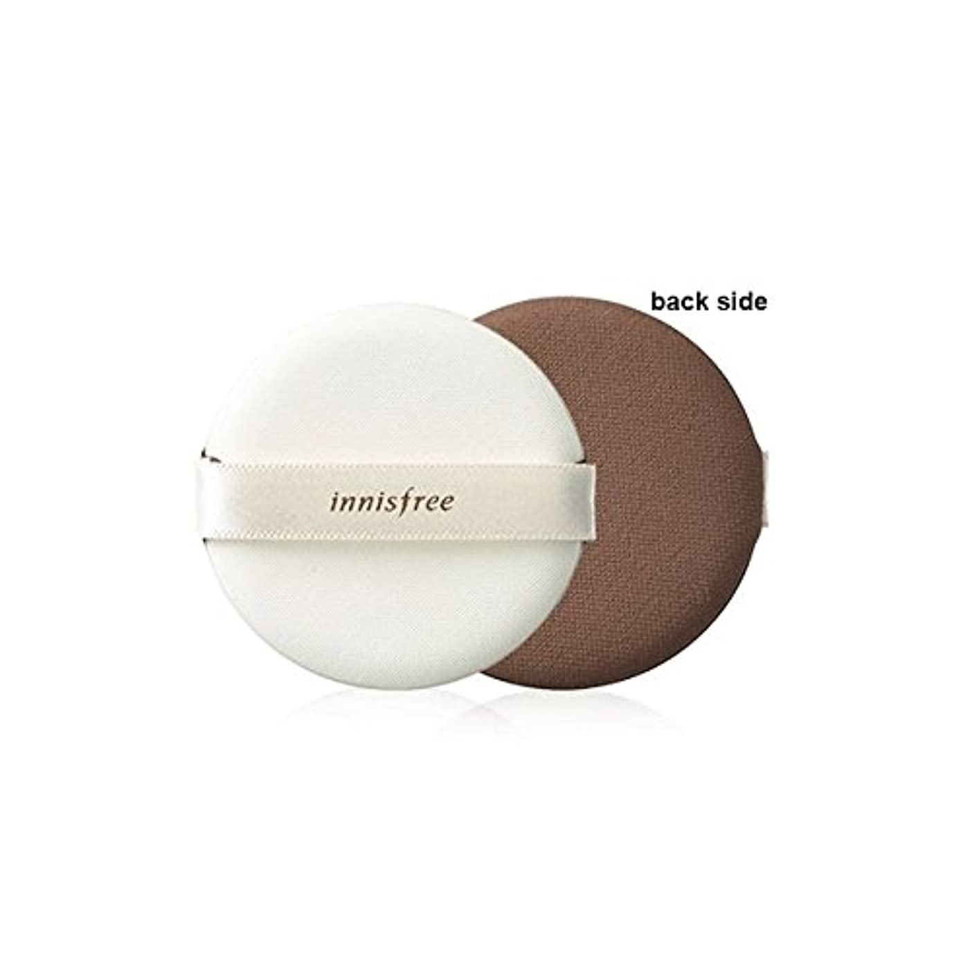 列挙する熟すスモッグ[イニスプリー] Innisfree エアマジックパフ-密着 [Innisfree] Eco Beauty Tool Air Magic Puff-Fitting [海外直送品]