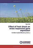 Effect of heat shock on stress responsive gene expression: In Indian mustard (Brassica juncea L.)