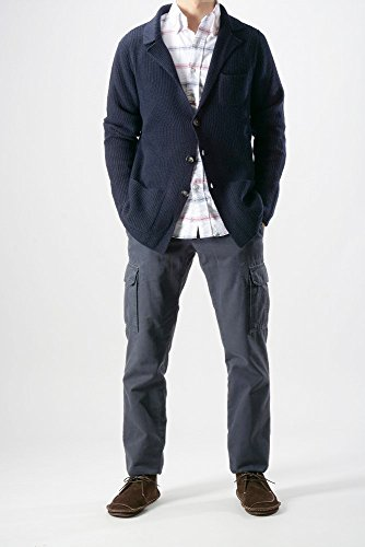 バランタイン (BALLANTYNE) カシミヤニットカーディガン【52】【並行輸入品】 -