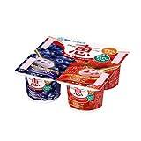 雪印メグミルク 冷蔵 6個 ナチュレ恵 megumi ブルーベリー+いちご 70g×4P