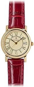[ピエール・ラニエ]PIERRE LANNIER 腕時計 ソレイユウォッチ ゴールド/クロコボルドー P871502 C56 レディース 【正規輸入品】