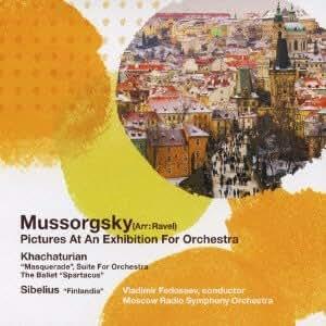 Premium 999~ベリー・ベスト・クラシックス Vol.7 ムソルグスキー:組曲「展覧会の絵」他
