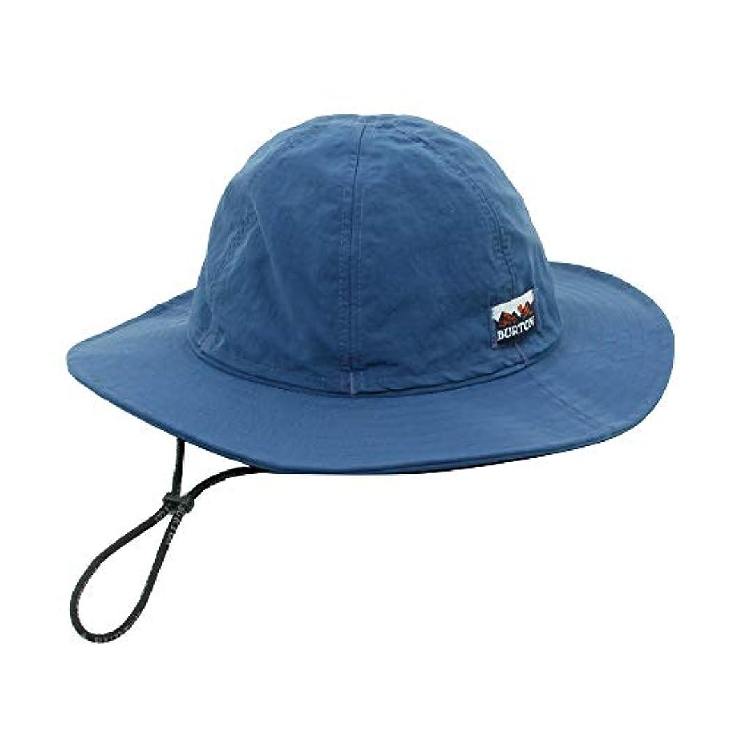 雄大なレポートを書くトレーダー【BURTON】バートン 2018春夏 Mountain Hat メンズ サファリハット バケットハット 帽子【BURTON JAPAN正規品】