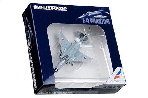 1:200 ガリバーワールド 飛行機 コレクション WA22086 マクドナルド ダグラス F-4EJ ファントム II ダイキャスト モデル JASDF 302nd 飛行隊 #37-8320 Hya