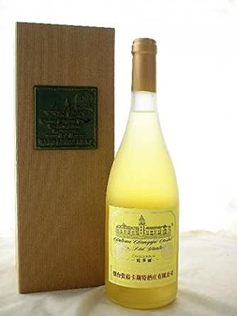 チャンユー・カステル シャルドネ【張裕ワイン】【中国産・白ワイン・辛口・750ml】