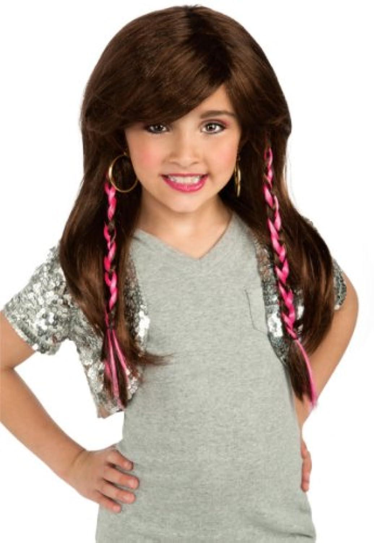 [ルービーズ]Rubie's Rubies Bratz Yasmin Child Wig 52556 [並行輸入品]
