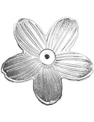 芳香器?アロマバーナー 1ピース桜の花柄香バーナースティックホルダー香ベースプラグ香スタンドホームデコレーション 芳香器?アロマバーナー (Color : C)