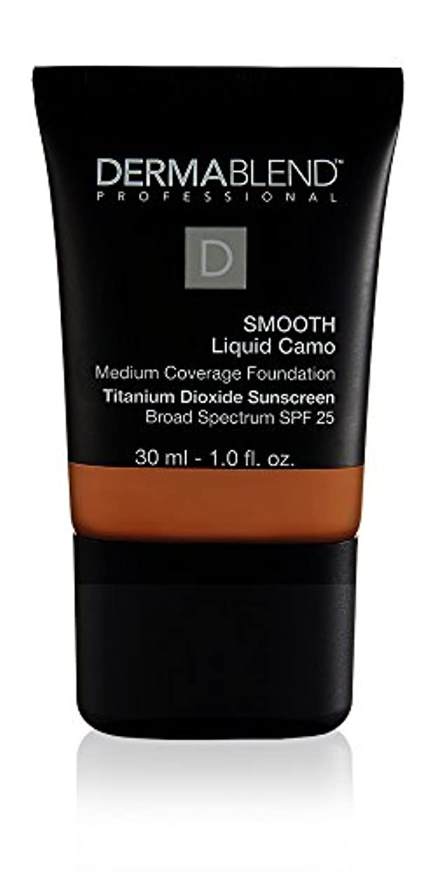 前進弱点再集計ダーマブレンド Smooth Liquid Camo Foundation SPF 25 (Medium Coverage) - Cocoa (60N) 30ml/1oz並行輸入品
