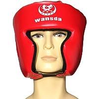 MMAトレーニングキックボクシングヘッドギアヘッドガードプロテクターSparring Gear面ヘルメット