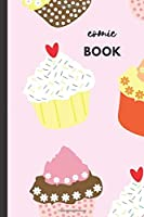 Comic Book: Cupcake Blank Sketchbook for Kids | Creat Your Own Comics | Kids Creativity Kit & Travel Activity | Teach Kids How to Draw (Blank Comic Books For Kids To Draw Stories)