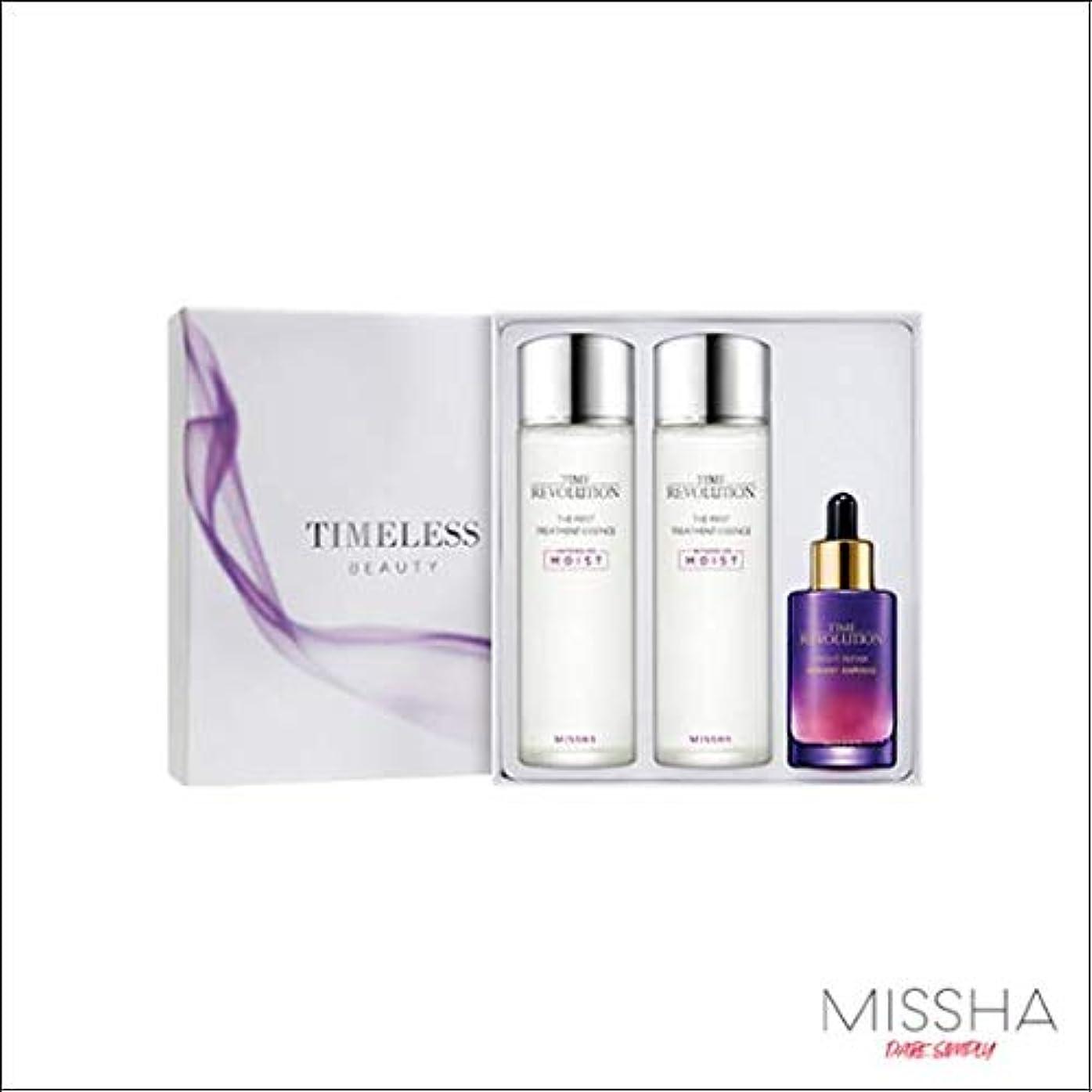 塊ページ十億ミシャ タイムレヴォリューション特別限定版 MISSHA Time Revolution The First Treatment Essence Intensive Moist 150ml * 2ea + Night Repair...