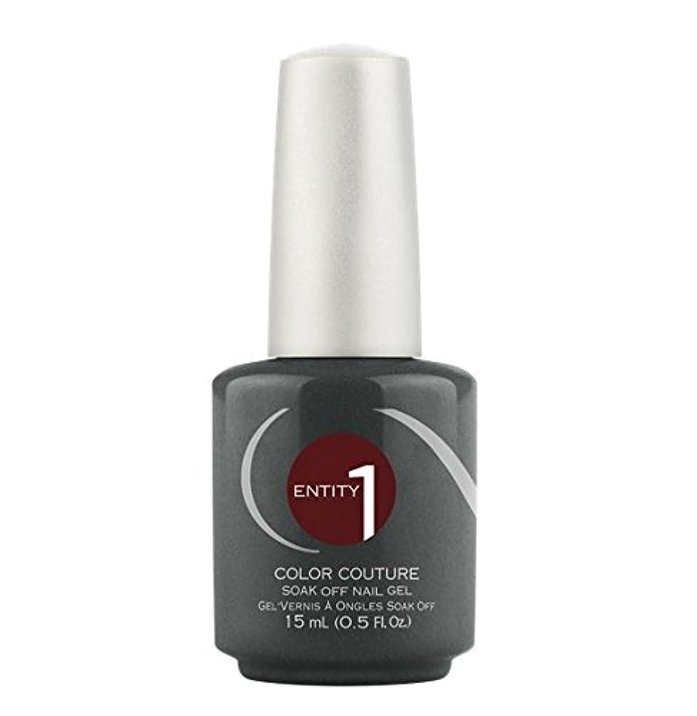 進捗コック受付Entity One Color Couture Gel Polish - Cabernet Ball Gown - 0.5oz / 15ml