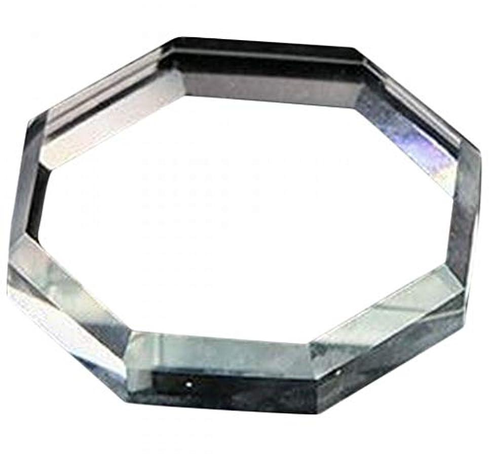 勧める入浴スピーカーPlus Nao(プラスナオ) ガラスパレット ネイルアート ネイルパレット 八角形 サークル スクエア ジェルネイル スカルプチャー アクリルアー