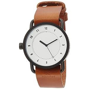 [ティッドウォッチ]TID Watches デザイナーズウォッチ 特別ギフトパッケージ 延長保証付き TID01-WH/T GIFT 【正規輸入品】