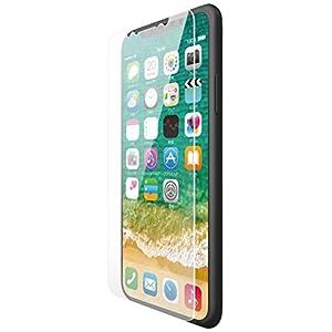 エレコム iPhone X フィルム 指紋防止 反射防止 PM-A17XFLFT