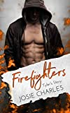 Firefighters: Tyler's Story (Paradise, Texas 2) (German Edition)