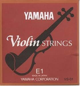 ヤマハ サイレントバイオリン用弦セット