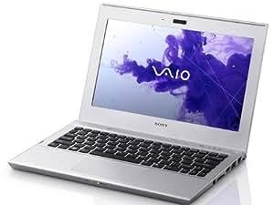 ソニー(VAIO) VAIO Tシリーズ(11.6型ワイド) 119 W7H 64/Ci5/4G/500G+32G/WLAN/Office/シルバー SVT11119FJS