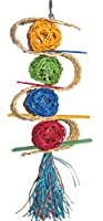Chewballishous 12 Bird Toy by Fetch for Pets
