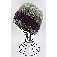ドイツ発(MOSHIKI BRAND):メンズ ビーニー型ニット帽子:SETI