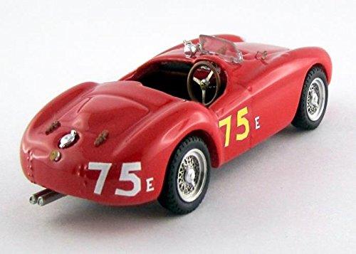 ARTMODEL 1/43 フェラーリ 500 モンディアル サンタバーバラ [S+1.5]レース 1955Bill Pringle #75 R.R. 1st EMシャーシNo.0438