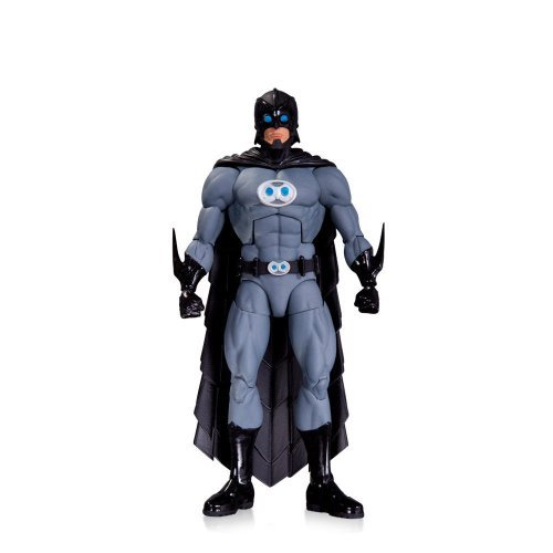 DC Collectibles DC Comics Super-Villains Owlman Action Figure by DC Collectibles