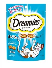 マースジャパン ドリーミーズ まぐろ味 60g
