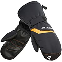 DAINESE(ダイネーゼ) SCARABEO GLOVES キッズ用のスキー?スノーボードグローブ Z87-STRETCH LIMO/RUSSET