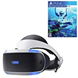 PlayStation VR PlayStation Camera 同梱版+PlayStation VR WORLDS