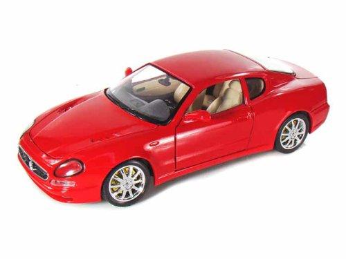 ダイキャストカー マセラティ 3200GT クーペ レッド 1/18 (並行輸入品)