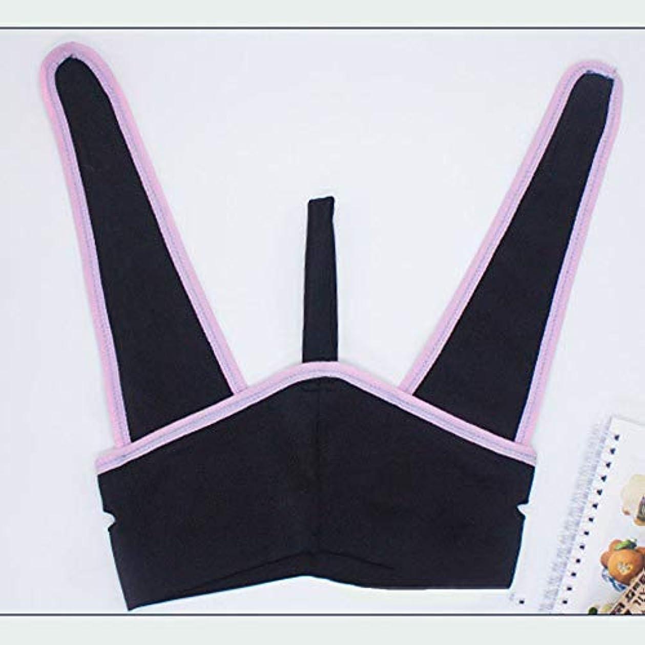 帽子ターゲット分離フェイスリフティング包帯、フェイスリフティングマスク/フェイスリフティングマスク/マスク包帯リフティング引き締めフェイスリフト二重あご女性抗脂肪,L
