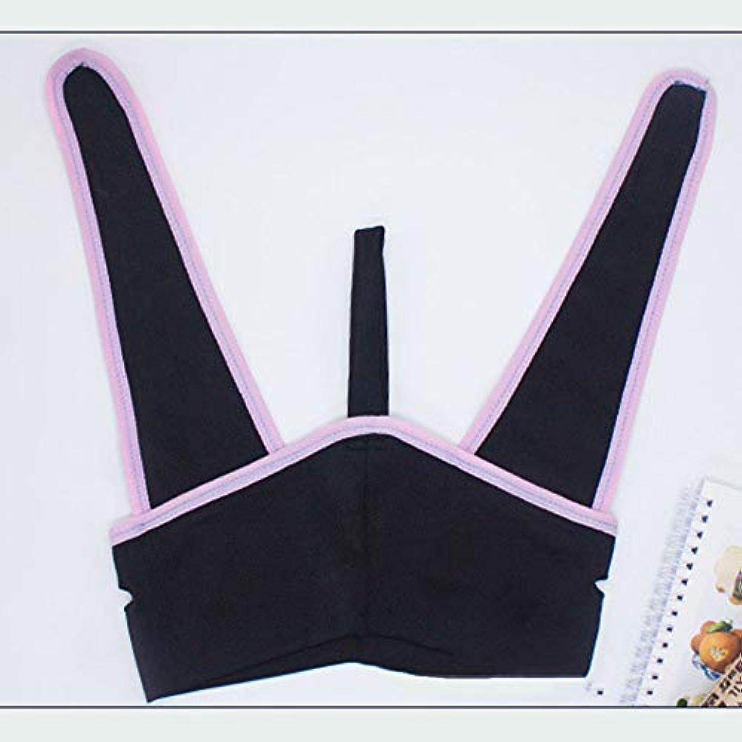 天気ビジョン増強するフェイスリフティング包帯、フェイスリフティングマスク/フェイスリフティングマスク/マスク包帯リフティング引き締めフェイスリフト二重あご女性抗脂肪,L