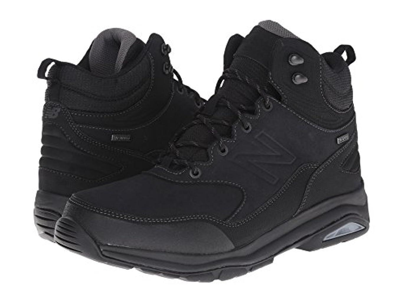 厚さセーブそうでなければ(ニューバランス) New Balance メンズブーツ?靴 MW1400v1 Black 11.5 (29.5cm) EE - Wide