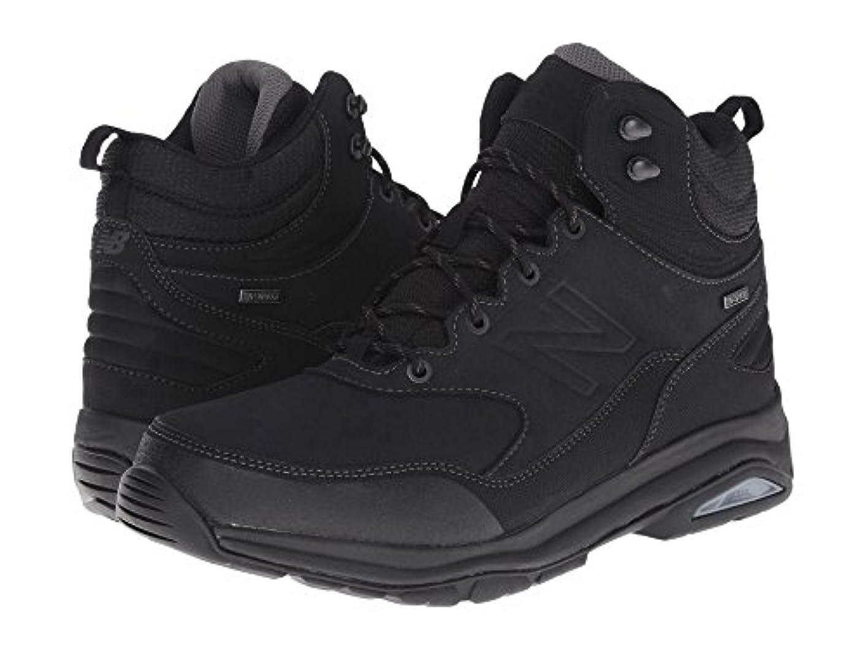 学習者五月うなずく(ニューバランス) New Balance メンズブーツ?靴 MW1400v1 Black 11.5 (29.5cm) EE - Wide