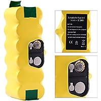 ルンバ用バッテリー500・600・700・800シリーズ対応 超長期間稼動3500mAh iRobot Roomba ニッケル水素1年保証付き 互換品
