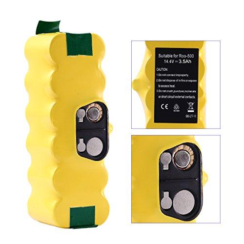 ルンバ用バッテリー500・600・700・800シリーズ対応...