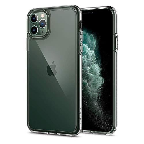 【Spigen】 iPhone 11 Pro ケース 5.8インチ 対応 背...