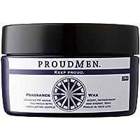 プラウドメン フレグランスワックス 60g 整髪料 スタイリング剤 ヘアワックス