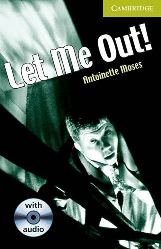 Let Me Out! Starter/Beginner Book with Audio CD Pack (Cambridge English Readers)の詳細を見る