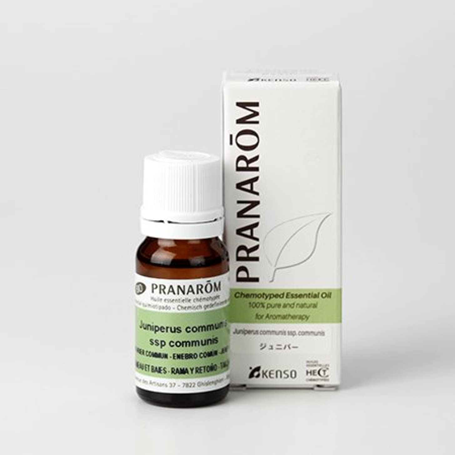 責めるもちろんからかうプラナロム ( PRANAROM ) 精油 ジュニパー 10ml p-88