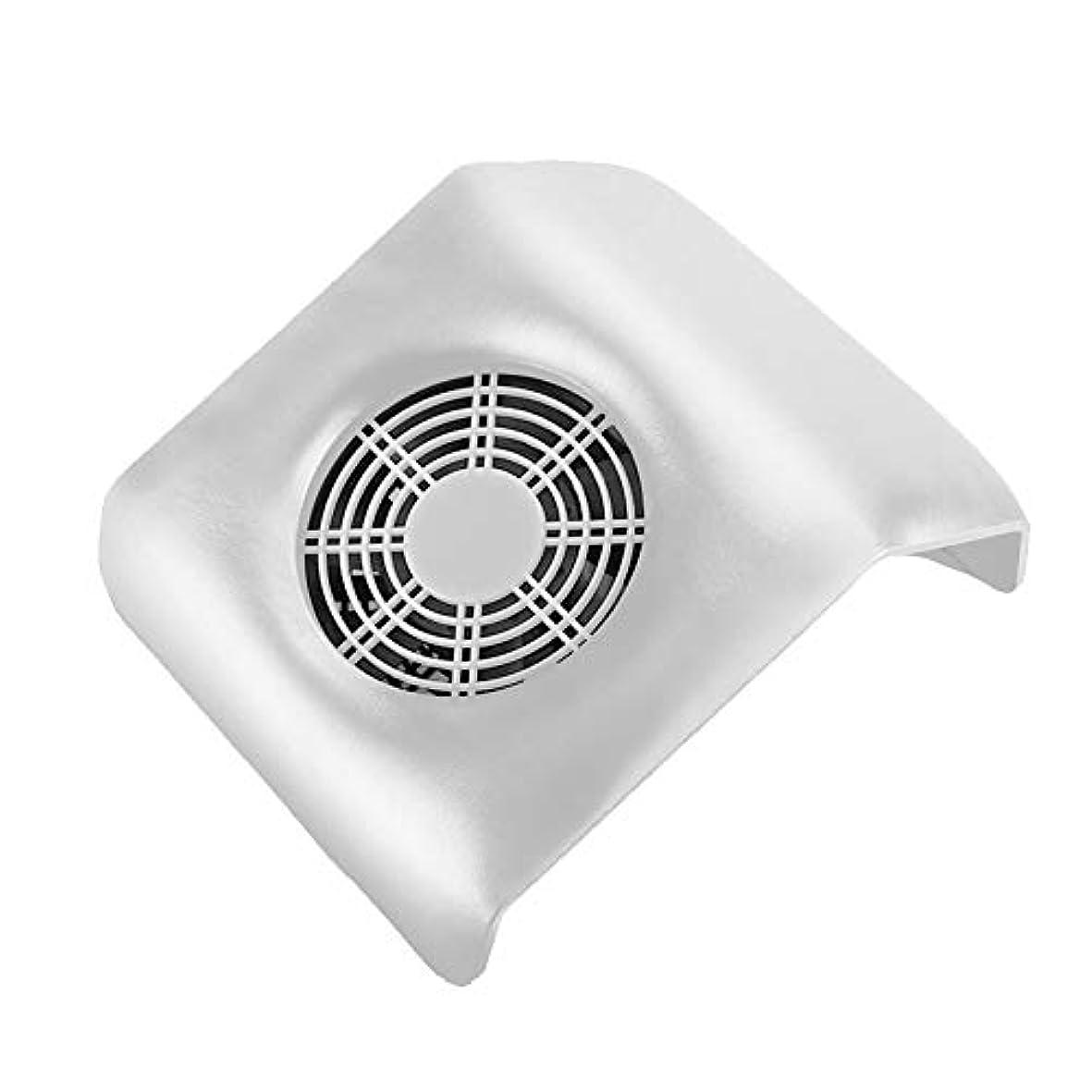 虚偽風景コーラスネイル 集塵機 ネイルアート掃除機 ネイルマシン ネイルダスト ダストクリーナー ネイル機器 集塵バッグ付き ホワイト