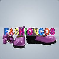 ★サイズ選択可★男性27CM UA0736 咲-Saki- コスプレ靴 ブーツ