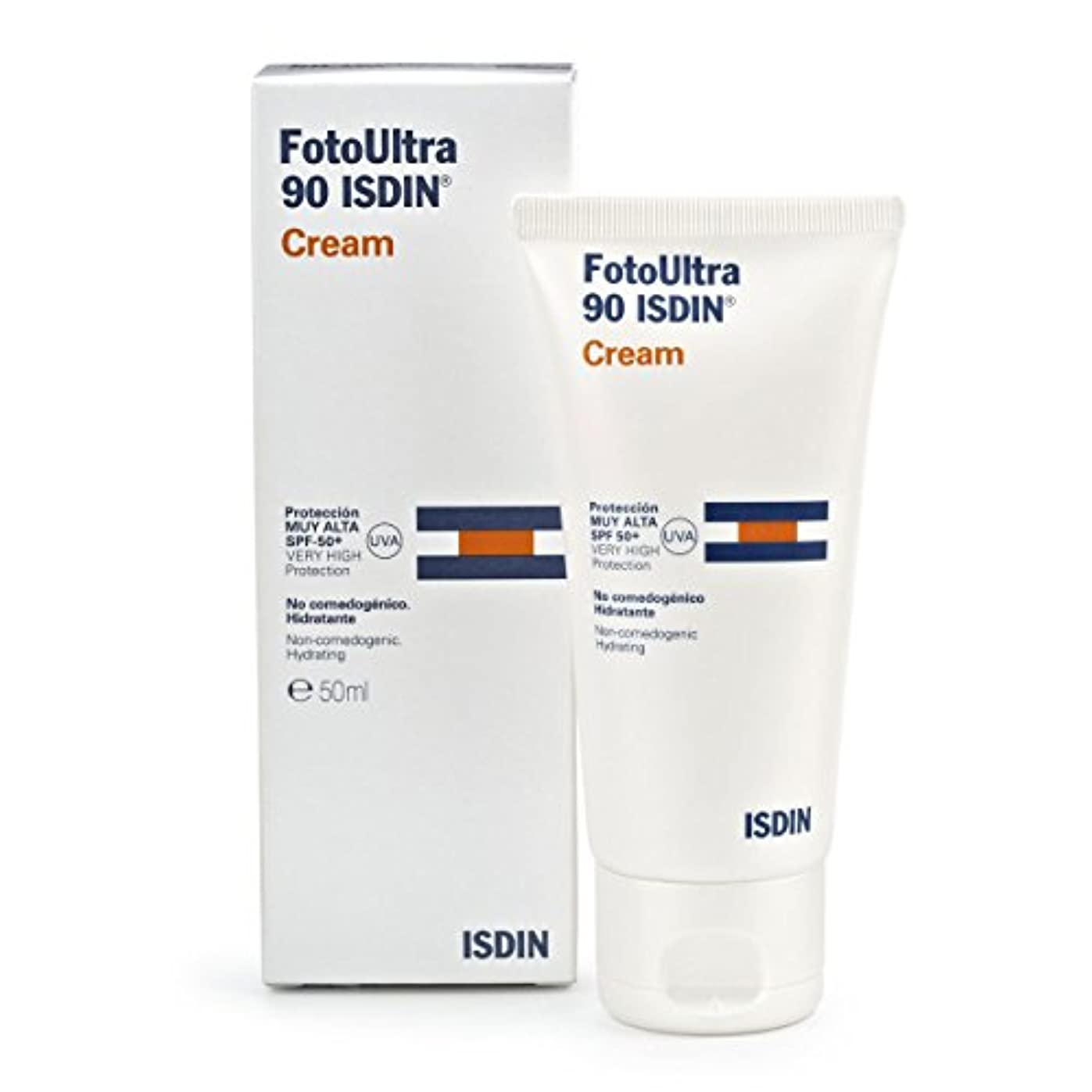 告発実現可能省Isdin Fotoultra 90 Cream 50ml [並行輸入品]