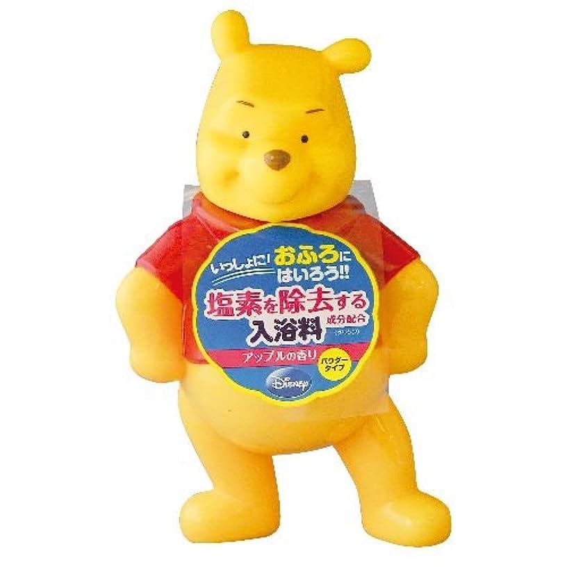 レジ商人忠誠ディズニー バスタイム 3D入浴料 くまのプーさん 250g