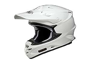 ショウエイ(SHOEI) バイクヘルメット オフロード VFX-W ホワイト M (頭囲 57cm)