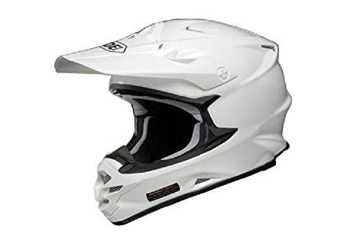 ショウエイ(SHOEI) バイクヘルメット オフロード VFX-W ホワイト L (頭囲 59cm)