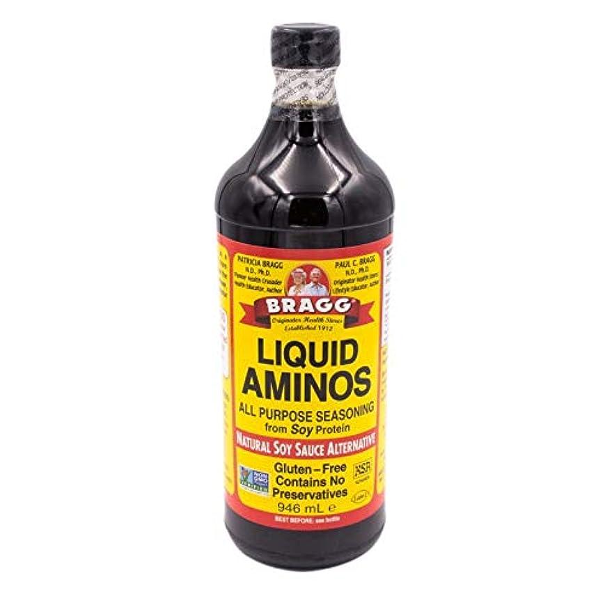 Bragg Liquid Aminos 946 ML (order 12 for trade outer)/ブラッグ液体aminos 946 ML (商品アウター用のオーダ12 )