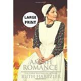 Amish Romance LARGE PRINT