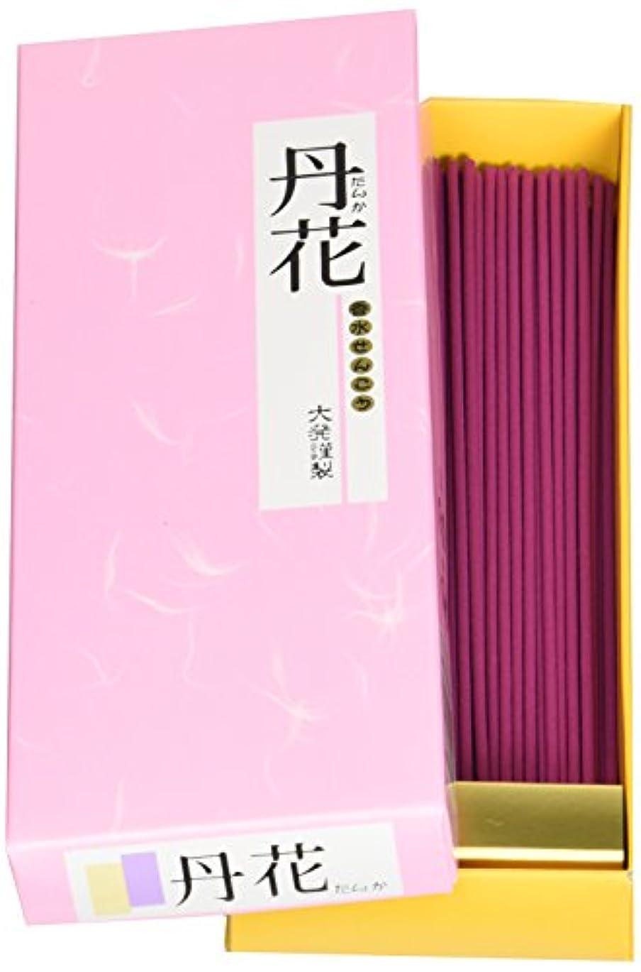 はちみつ男やもめおとうさん大発のお香 梅丹花(ピンク箱) TP-1